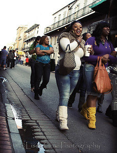 People of New Orleans