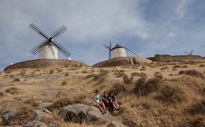 En España